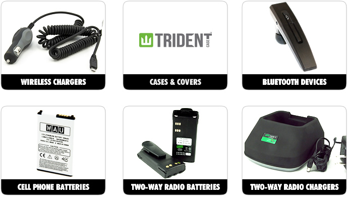 Wireless Accessories Categories